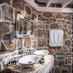 Отель Balsamico Traditional Suites Греция, Херсониссос - отзывы, цены и фото номеров - забронировать отель Balsamico Traditional Suites онлайн ванная фото 2