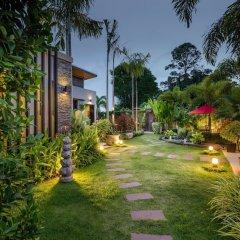 Отель Villa Nadya 3 bedroom pool villa Phuket фото 23