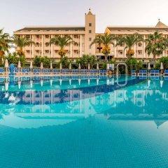 Hane Garden Hotel Сиде фитнесс-зал фото 2
