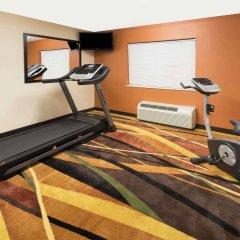 Отель Super 8 Columbus West США, Колумбус - отзывы, цены и фото номеров - забронировать отель Super 8 Columbus West онлайн фитнесс-зал