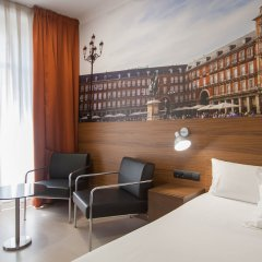 Отель The Citadel by Pillow Испания, Мадрид - отзывы, цены и фото номеров - забронировать отель The Citadel by Pillow онлайн комната для гостей фото 4