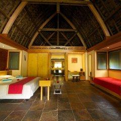 Отель Maitai Lapita Village Huahine комната для гостей