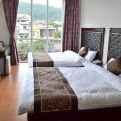 Ruby Ha Long Hotel комната для гостей