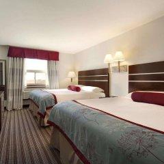 Отель Super 8 Saskatoon West комната для гостей