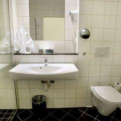 Отель Best Western Baronen Hotel Норвегия, Олесунн - отзывы, цены и фото номеров - забронировать отель Best Western Baronen Hotel онлайн ванная
