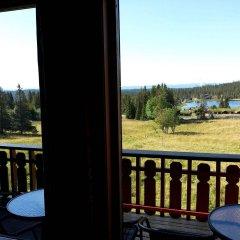 Отель Lillehammer Fjellstue Норвегия, Лиллехаммер - отзывы, цены и фото номеров - забронировать отель Lillehammer Fjellstue онлайн балкон