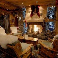 Отель Le Sherpa Val Thorens Hôtels-Chalets de Tradition интерьер отеля фото 2