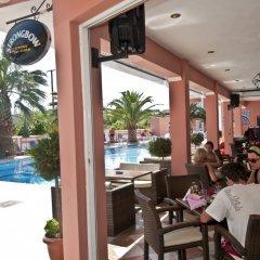 Отель Angelina Hotel & Apartments Греция, Корфу - отзывы, цены и фото номеров - забронировать отель Angelina Hotel & Apartments онлайн питание