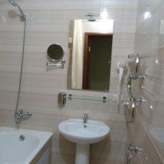 Гостиница Дачный Поселок Куркино в Москве 7 отзывов об отеле, цены и фото номеров - забронировать гостиницу Дачный Поселок Куркино онлайн Москва ванная