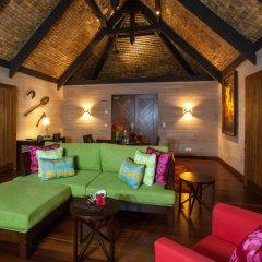Отель The St Regis Bora Bora Resort Французская Полинезия, Бора-Бора - отзывы, цены и фото номеров - забронировать отель The St Regis Bora Bora Resort онлайн комната для гостей фото 4