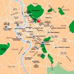 Отель Ludovisi Palace Hotel Италия, Рим - 8 отзывов об отеле, цены и фото номеров - забронировать отель Ludovisi Palace Hotel онлайн городской автобус