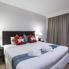 Отель ZEN Rooms Prachanukroh Patong Beach комната для гостей