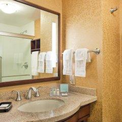 Отель Hampton Inn Manhattan Grand Central ванная