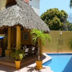 Отель Villas La Lupita бассейн