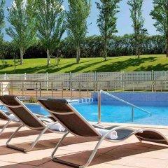 Отель Novotel Barcelona S Joan Despi бассейн фото 3