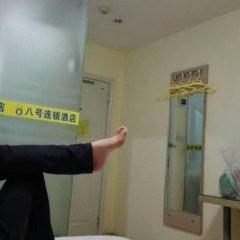 Отель No. 8 Hotel Shenzhen Huaqiang Store Китай, Шэньчжэнь - отзывы, цены и фото номеров - забронировать отель No. 8 Hotel Shenzhen Huaqiang Store онлайн комната для гостей фото 4