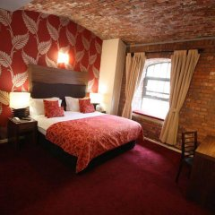 Отель The Place Aparthotel Манчестер комната для гостей фото 3