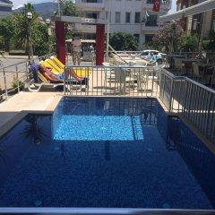 London Blue Турция, Мармарис - отзывы, цены и фото номеров - забронировать отель London Blue онлайн бассейн фото 3