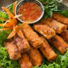 Trung Nam Hotel - Nguyen Truong To Ханой питание фото 2
