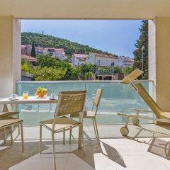 Отель Dubrovnik Luxury Residence-L`Orangerie балкон