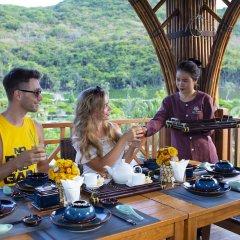 Отель MerPerle Hon Tam Resort питание фото 3