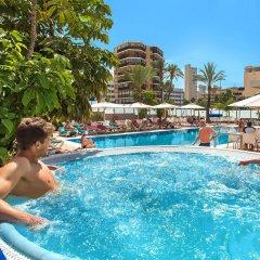 Отель RH Royal - Adults Only Испания, Бенидорм - отзывы, цены и фото номеров - забронировать отель RH Royal - Adults Only онлайн бассейн фото 3
