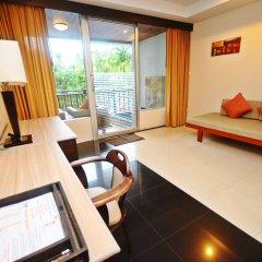 Отель Lanta Sand Resort & Spa комната для гостей фото 3