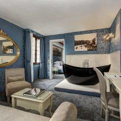 Отель GKK Exclusive Private Suites Venezia сауна