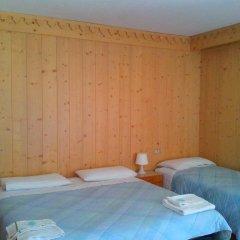 Отель Albergo Rizzi Долина Валь-ди-Фасса комната для гостей фото 3