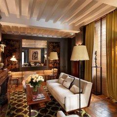 Отель Marquis Faubourg Saint Honoré - Relais & Châteaux Франция, Париж - 1 отзыв об отеле, цены и фото номеров - забронировать отель Marquis Faubourg Saint Honoré - Relais & Châteaux онлайн комната для гостей фото 4