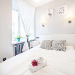 Отель Little Home - Charlie Польша, Варшава - отзывы, цены и фото номеров - забронировать отель Little Home - Charlie онлайн комната для гостей фото 5