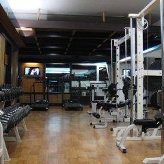 Отель CNC Residence фитнесс-зал фото 2