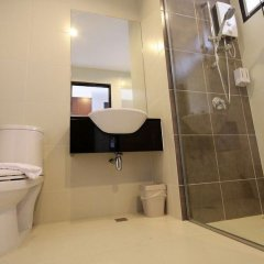 Отель Bs Residence Suvarnabhumi Бангкок ванная