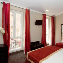 Отель De Suede Ницца комната для гостей