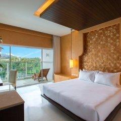Отель Chanalai Romantica Resort Kata Beach - Adult Only комната для гостей фото 4