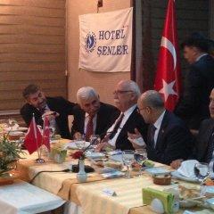 Senler Турция, Хаккари - отзывы, цены и фото номеров - забронировать отель Senler онлайн питание фото 2