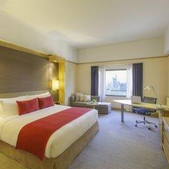 Отель Crowne Plaza Bangkok Lumpini Park, an IHG Hotel Таиланд, Бангкок - отзывы, цены и фото номеров - забронировать отель Crowne Plaza Bangkok Lumpini Park, an IHG Hotel онлайн комната для гостей фото 4
