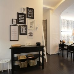 Апартаменты Cocoma-Design-Apartment Мюнхен комната для гостей фото 4