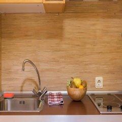Апартаменты Веста Стандартный номер с двуспальной кроватью фото 14
