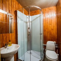 Гостиница South Dakota ванная