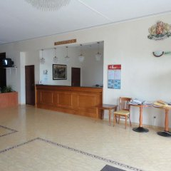 Отель Chaika Hotel Болгария, Св. Константин и Елена - отзывы, цены и фото номеров - забронировать отель Chaika Hotel онлайн интерьер отеля
