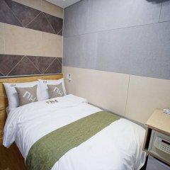 Отель D.H Sinchon Guesthouse Южная Корея, Сеул - отзывы, цены и фото номеров - забронировать отель D.H Sinchon Guesthouse онлайн комната для гостей фото 3