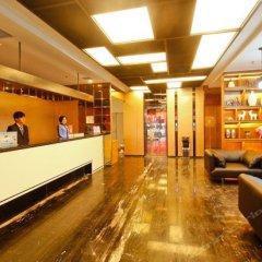Отель H Hotel (Xi'an Ming City Wall Ximenwai) Китай, Сиань - отзывы, цены и фото номеров - забронировать отель H Hotel (Xi'an Ming City Wall Ximenwai) онлайн интерьер отеля фото 2