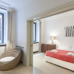 Отель Rental in Rome Seminario Deluxe Италия, Рим - отзывы, цены и фото номеров - забронировать отель Rental in Rome Seminario Deluxe онлайн комната для гостей фото 4