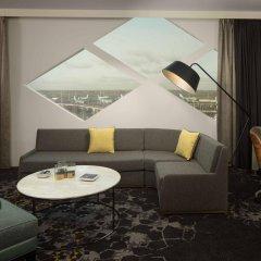 Отель Hilton Amsterdam Airport Schiphol Нидерланды, Схипхол - 1 отзыв об отеле, цены и фото номеров - забронировать отель Hilton Amsterdam Airport Schiphol онлайн комната для гостей фото 5