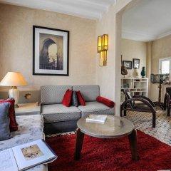 Отель Albarnous Maison d'Hôtes Марокко, Танжер - отзывы, цены и фото номеров - забронировать отель Albarnous Maison d'Hôtes онлайн интерьер отеля