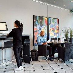 CABINN Express Hotel Фредериксберг интерьер отеля