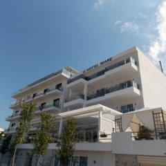 Отель Mare Албания, Ксамил - отзывы, цены и фото номеров - забронировать отель Mare онлайн вид на фасад