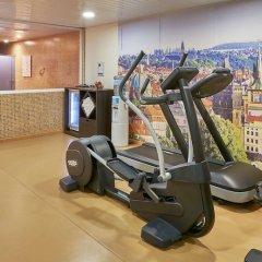 Отель NH Porta Barcelona фитнесс-зал фото 4
