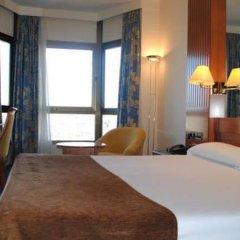 Отель AA Los Bracos by Silken Испания, Логроньо - 2 отзыва об отеле, цены и фото номеров - забронировать отель AA Los Bracos by Silken онлайн комната для гостей фото 5